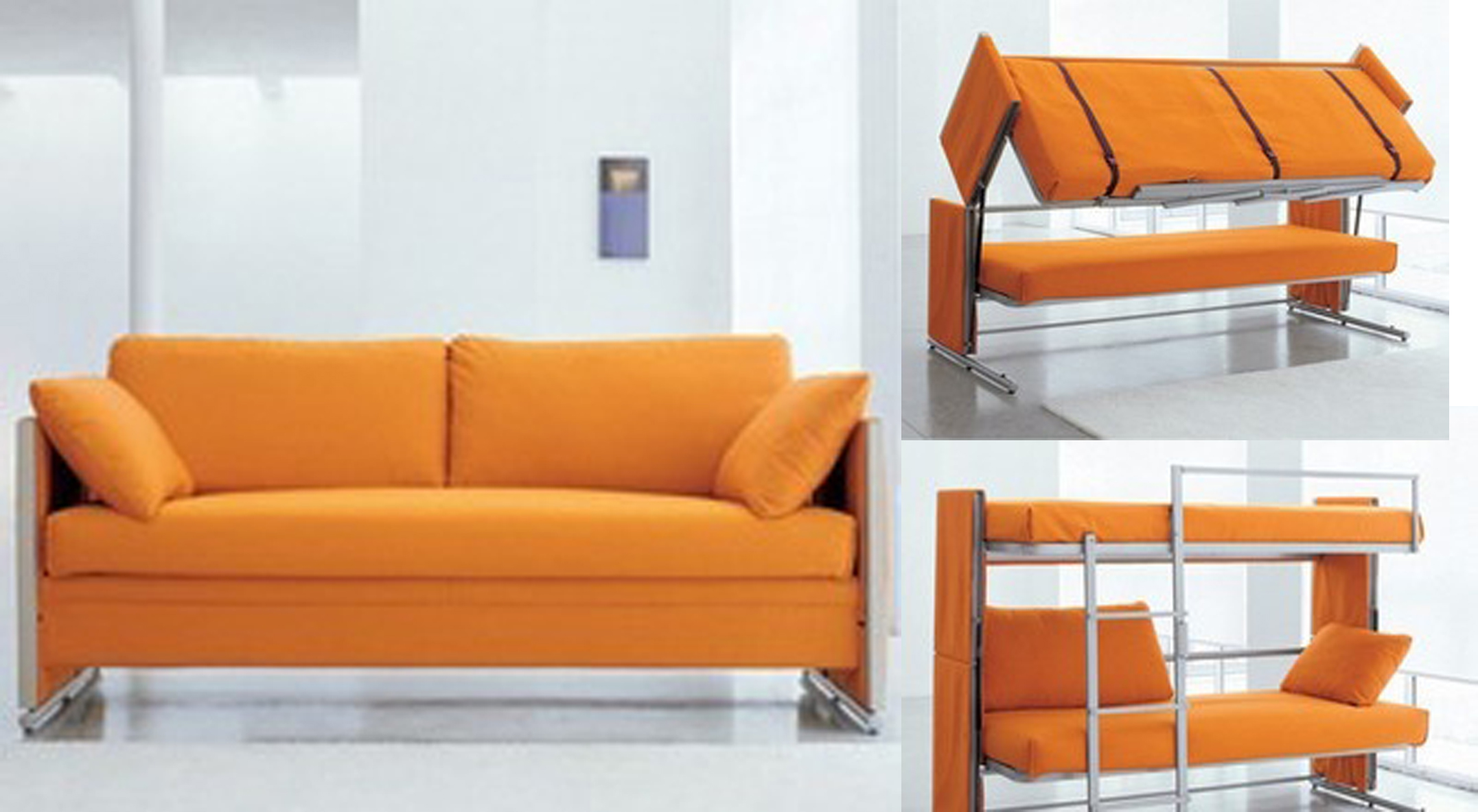 Couch Into Bunk Bed Ideas Kids Room (View 2 of 10)
