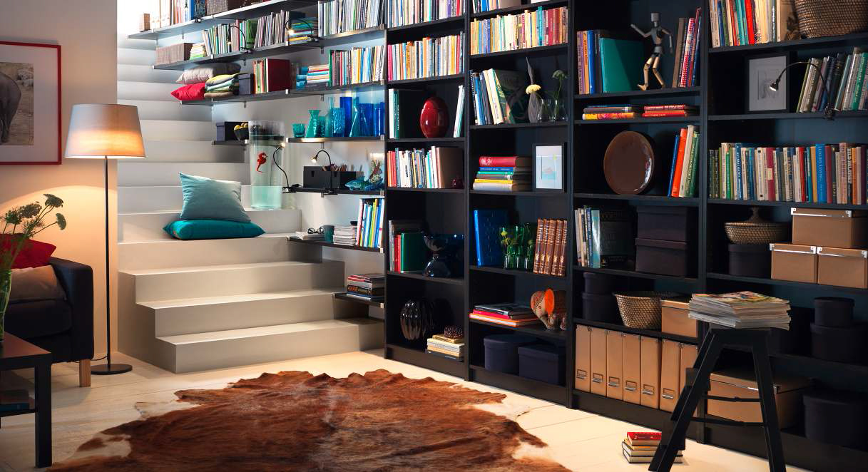 Creative Organization Ideas for Sofa Tables with Storage
