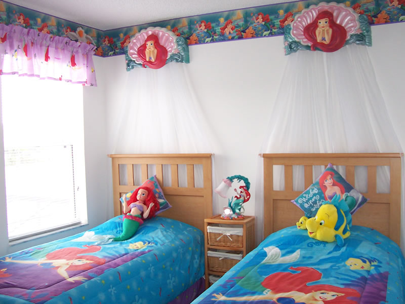 Cute Bedroom Design For Kid