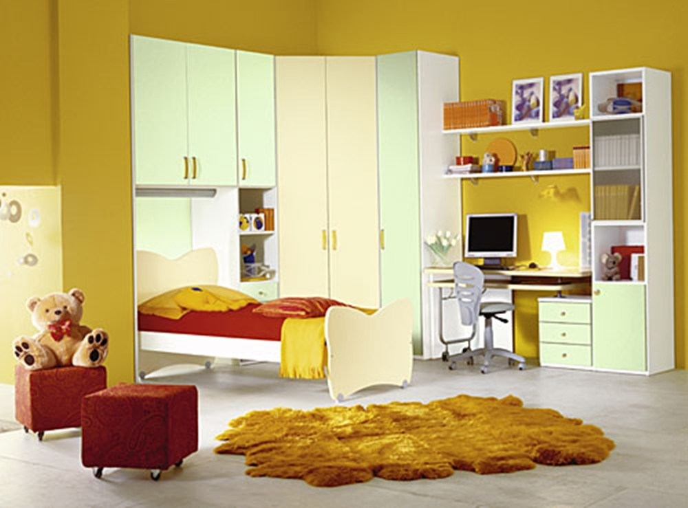 Delightful Modern Bedroom Ideas (View 9 of 10)