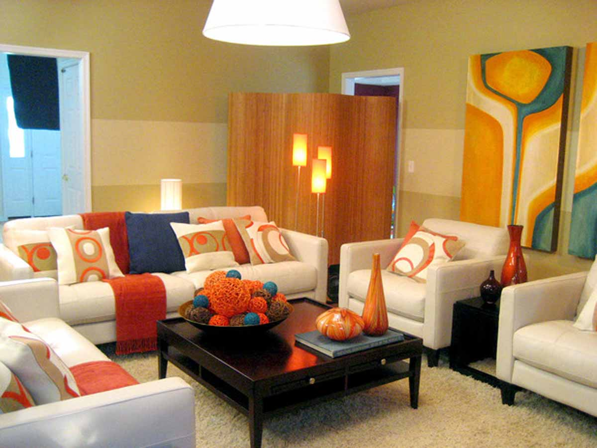 Design Living Room Color Scheme