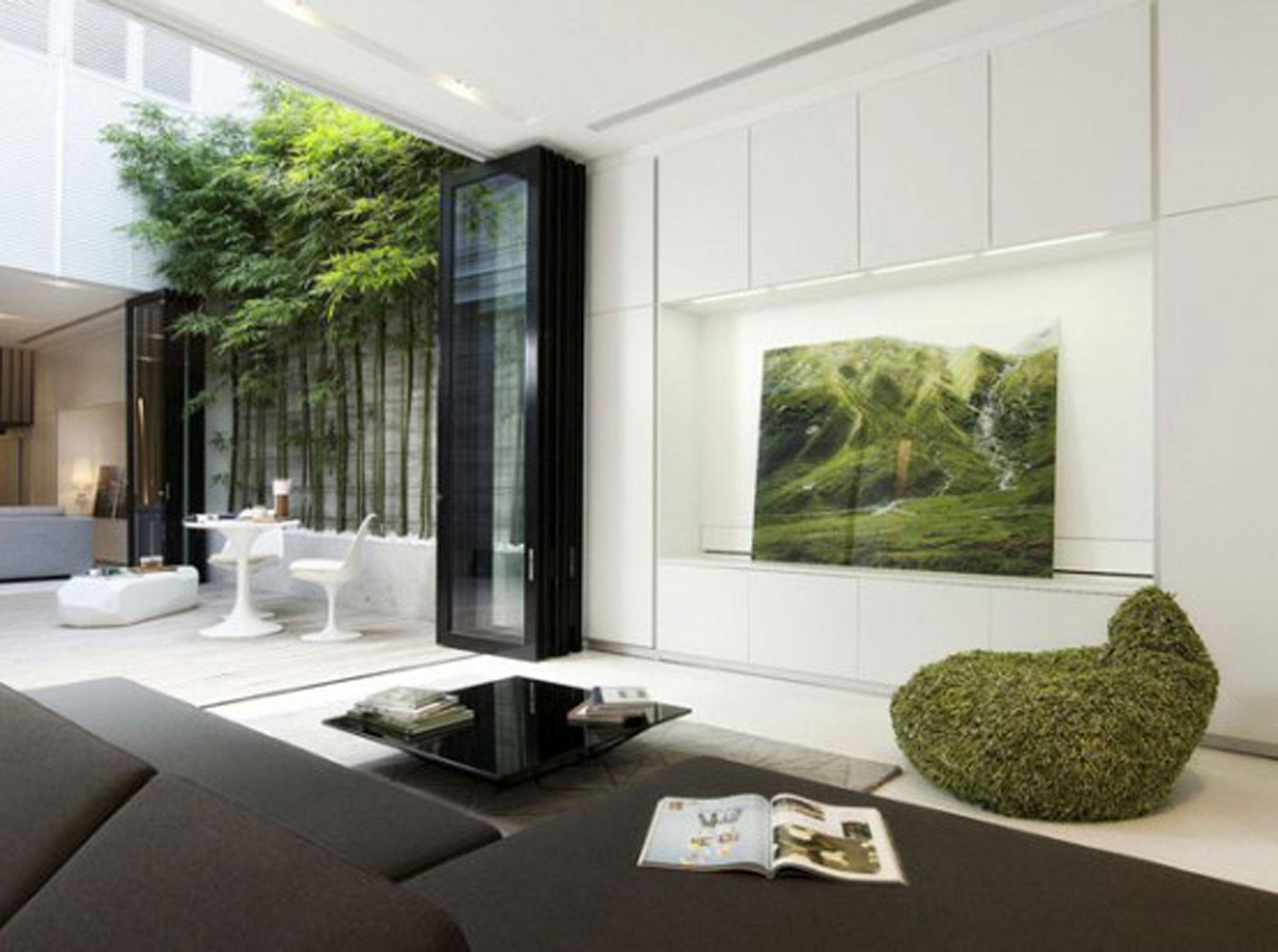 Dreen Living Area Modern Coastal Home Designs (Image 3 of 10)