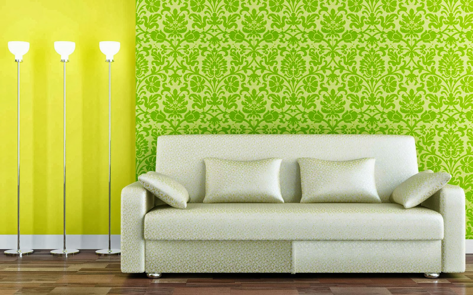 Dress your walls on first home