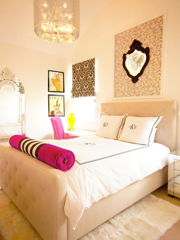 Elegance Girl Bedroom Theme  (Image 5 of 10)