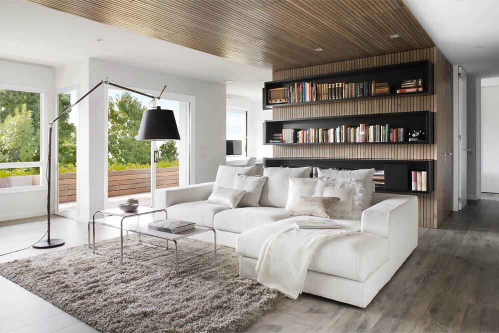 Elegant Modern Coastal Home Designs (Image 4 of 10)