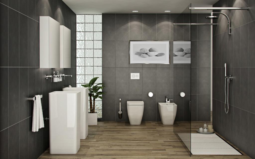 Elegant Olson Bathrooms Style (Image 6 of 10)