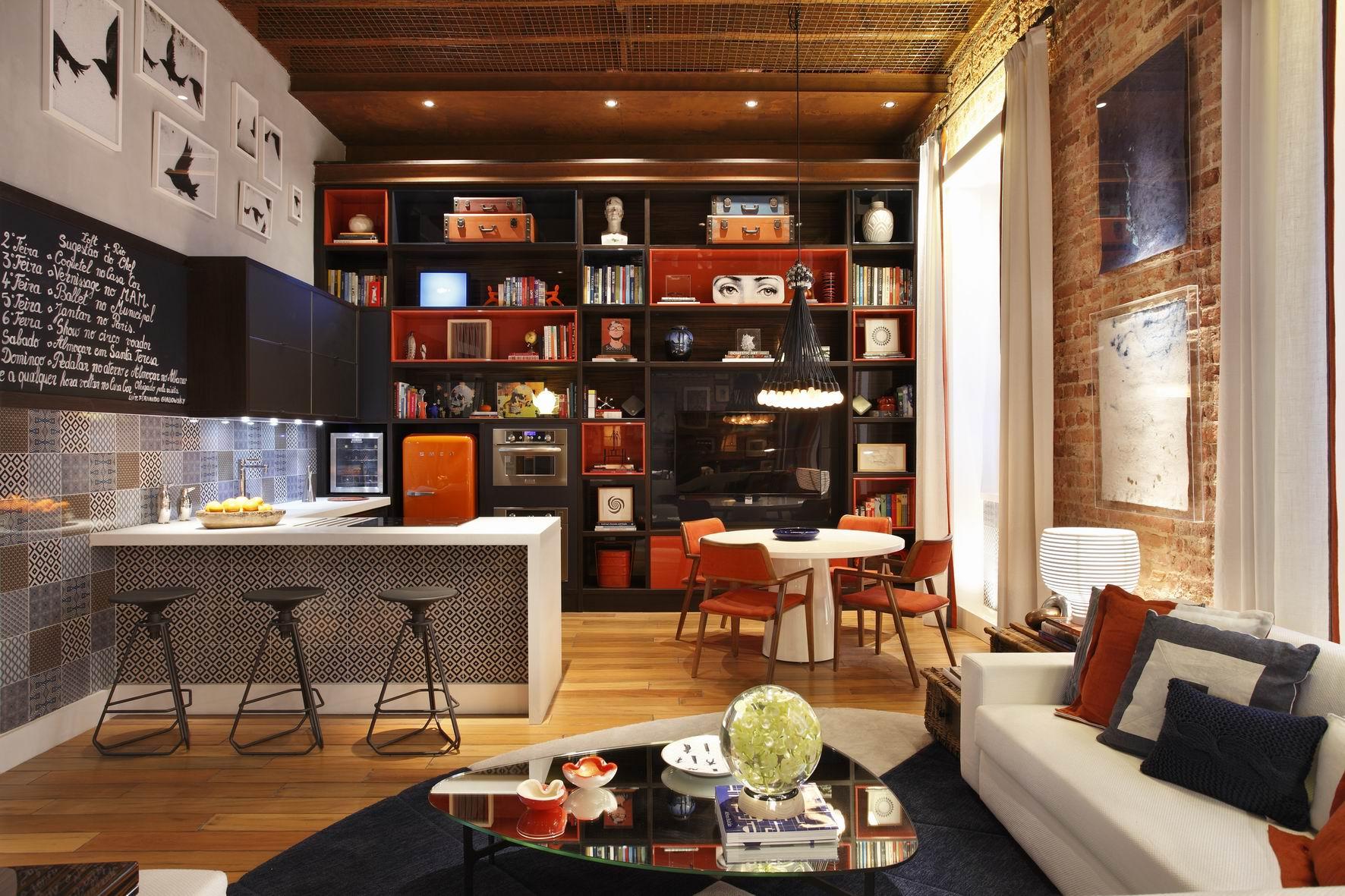 Elegant Organization Ideas for Sofa Tables with Storage