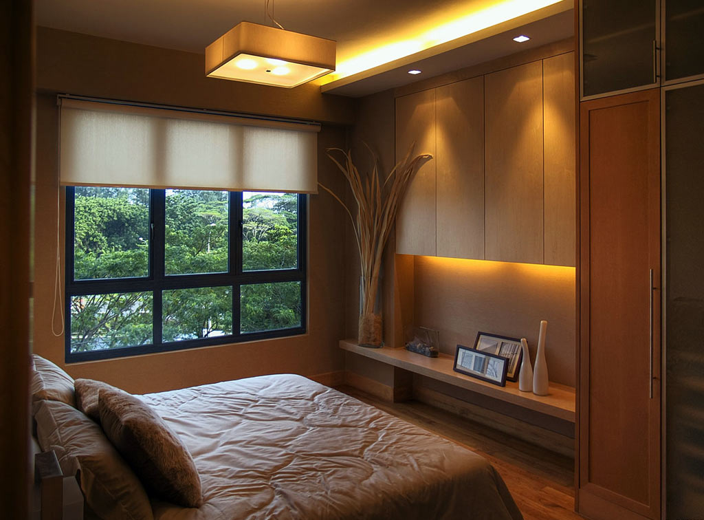 Elegant Small Bedroom Paint Ideas (View 3 of 10)