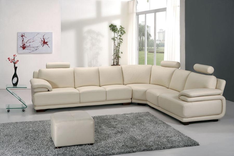 Elegant And Comfortable Corner Sofa (View 7 of 10)