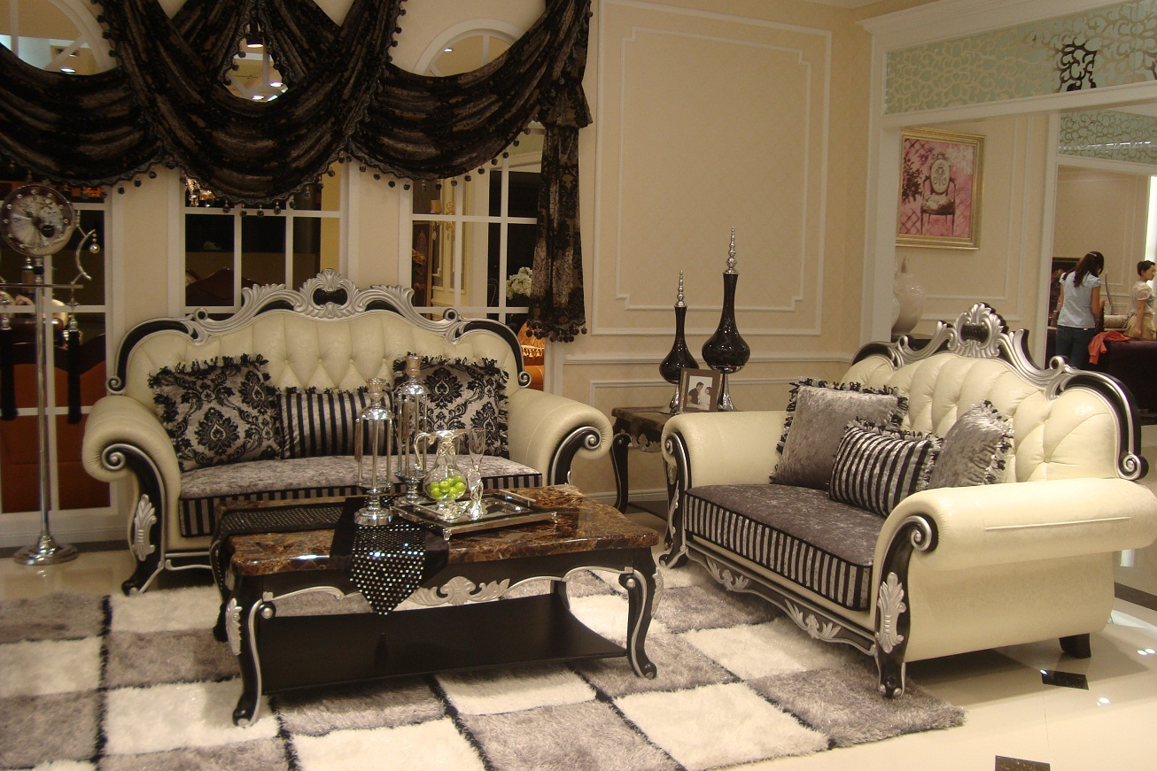 Empires Classic Sofas Furniture For Living Room (Image 6 of 10)