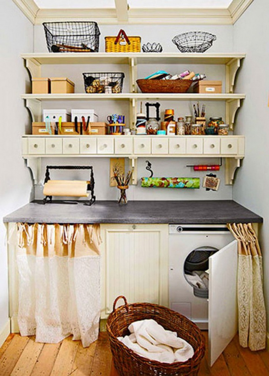 Extraordinary Small Room Storage