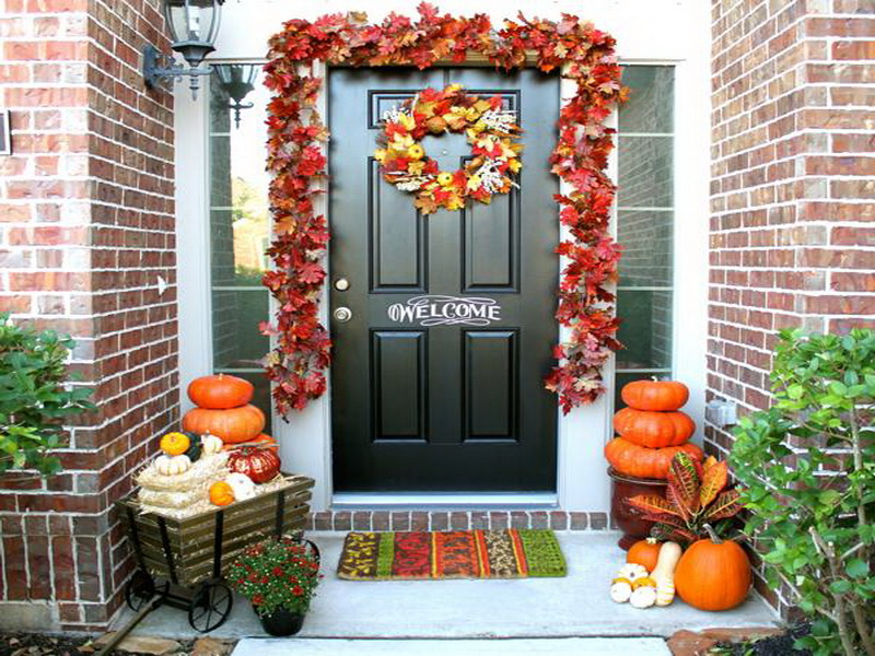 Fall Decorations Home (Image 5 of 10)
