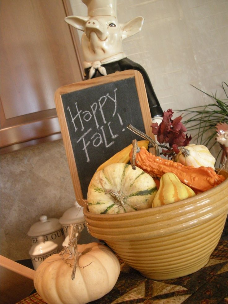Featured Image of Selecting The Centerpieces For Fall Home Decor Ideas