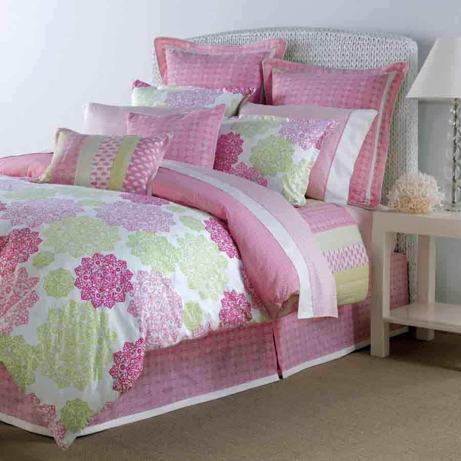 Fashionable For Spring Bedding Sets Designs (View 4 of 10)