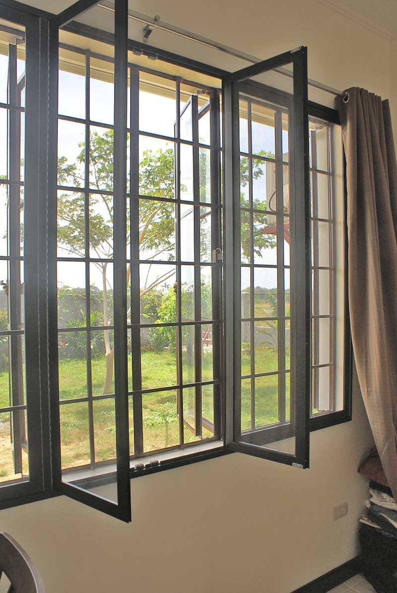 French Casement Windows For Minimalist Home