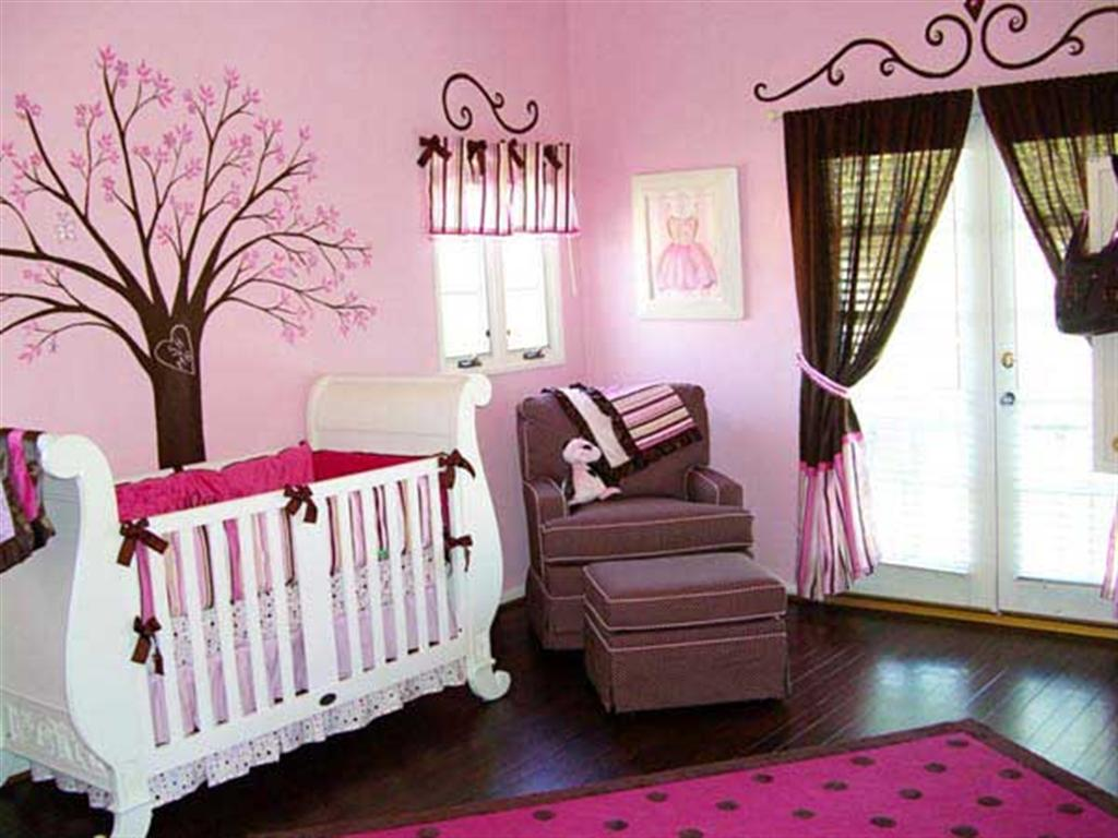 Pink bedroom paint ideas - Fresh Cute Baby Room Image 6 Of 10