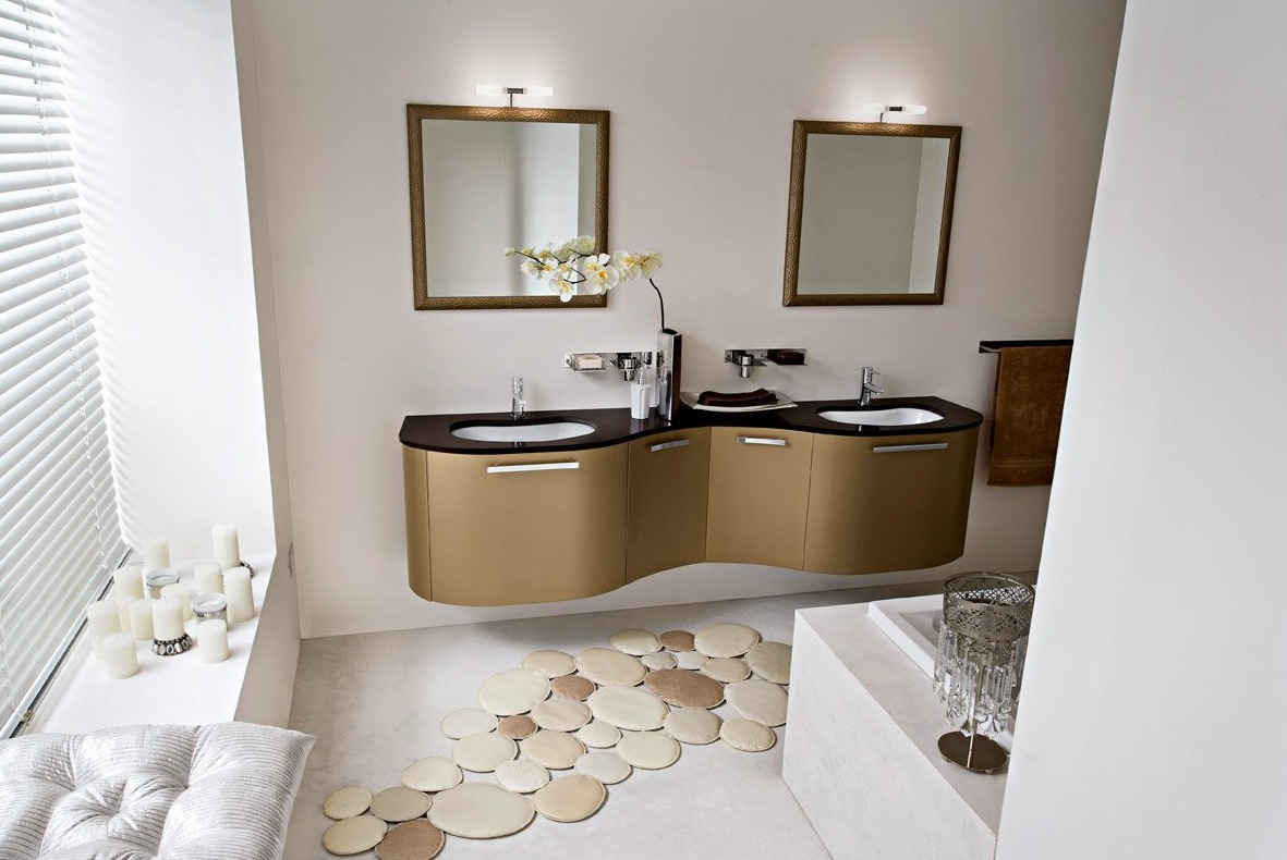 Fresh Scheme For Elegant Bathroom Ideas On Budget (Image 4 of 10)