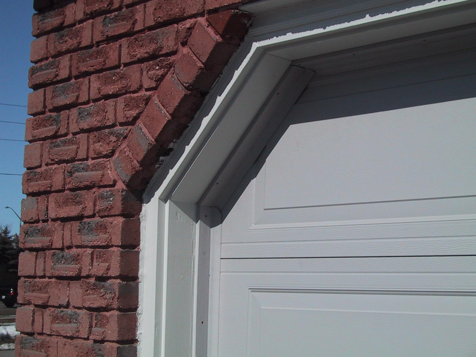 Garage Door Weather Stripping Seal (Image 5 of 10)