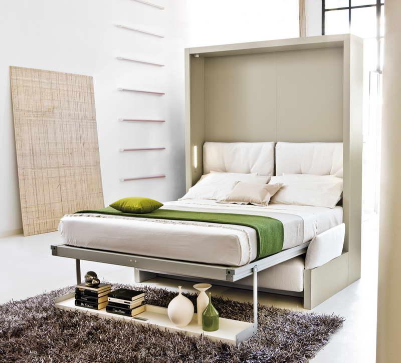 Good Place Transformable Murphy Bed Ideas (Image 4 of 10)