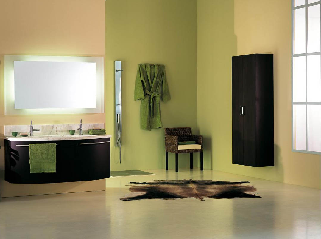 Green Small Bedroom Paint Ideas (View 2 of 10)
