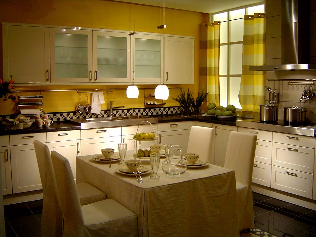 Home Decorating Ideas Kitchen Dining (Image 3 of 10)