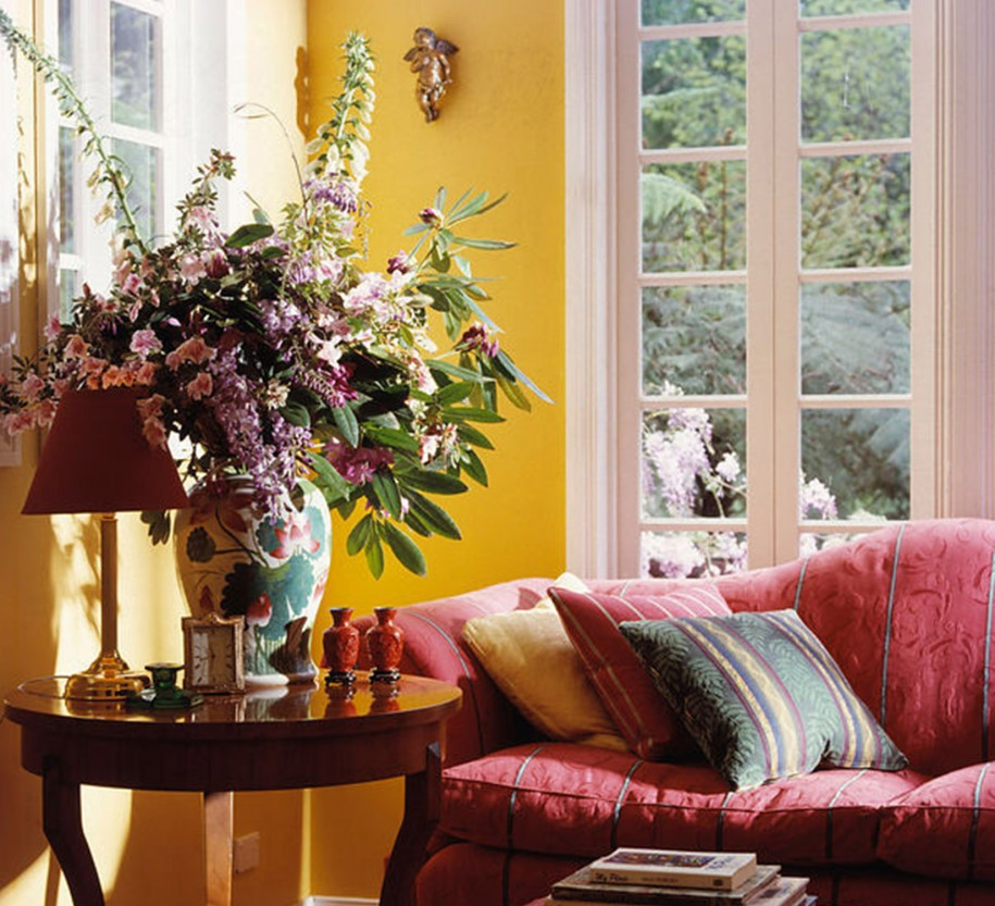 Home Fall Decorating Ideas (Image 7 of 10)