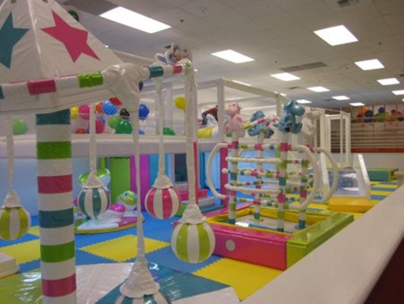 House of childrens playground