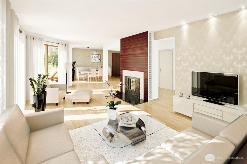 Ideas For Small Living Rooms And Minimalist Decor (Image 3 of 10)