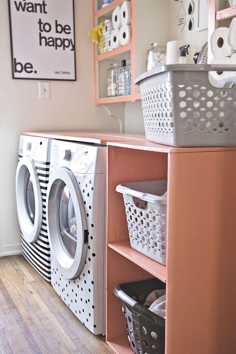 Featured Photo of Laundry Room Shelving