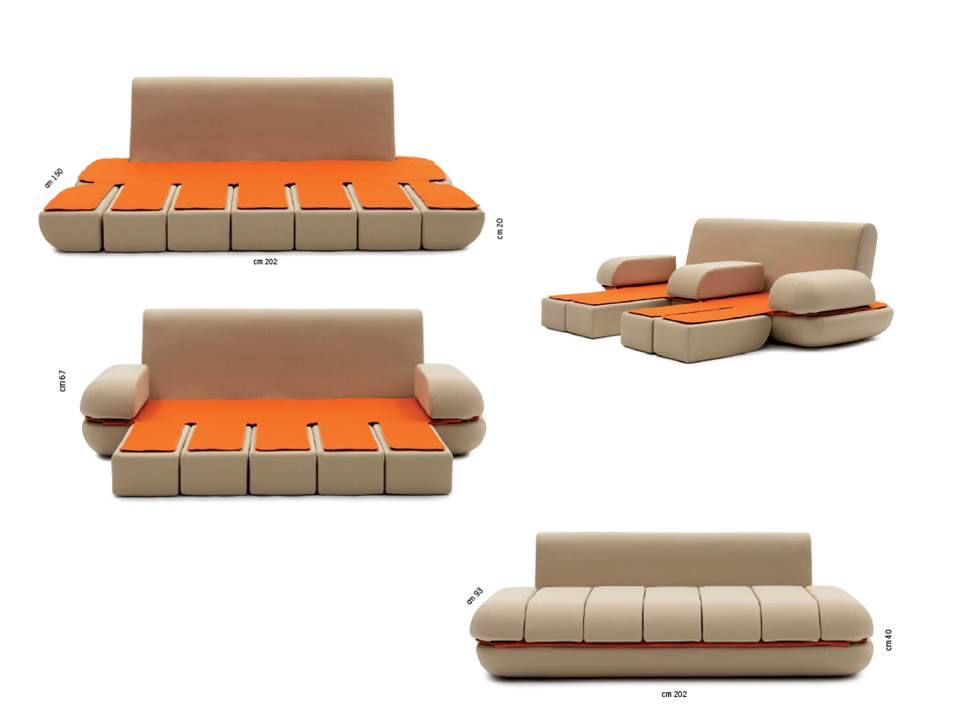 Impressive Leather Sleeper Sofas
