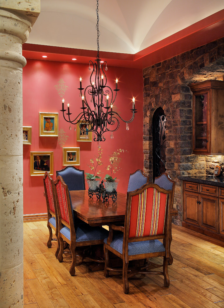 Indian Dining Room Interior Theme (Image 4 of 8)