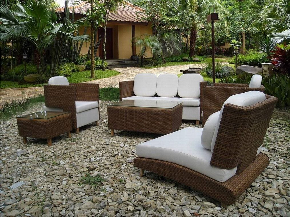 Inspiration Outdoor Furniture Design (Image 4 of 10)