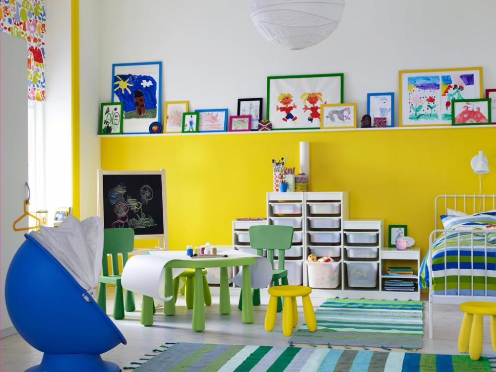 Interactive Kids Home Decor With Cute Impression (View 3 of 10)