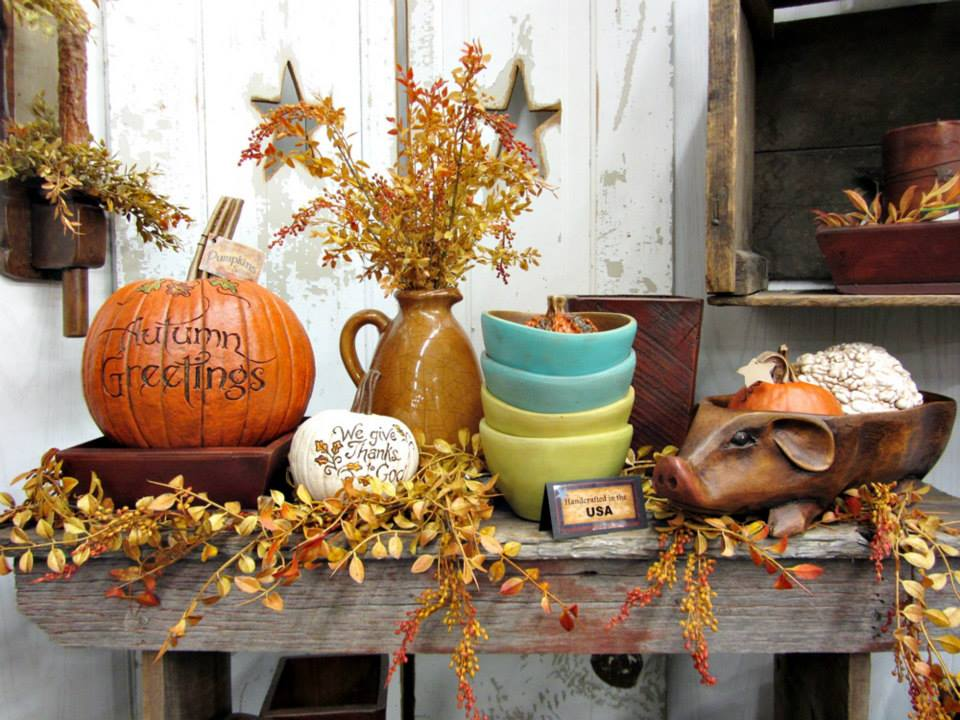 Intresting Centerpieces for Fall Home Decor Ideas