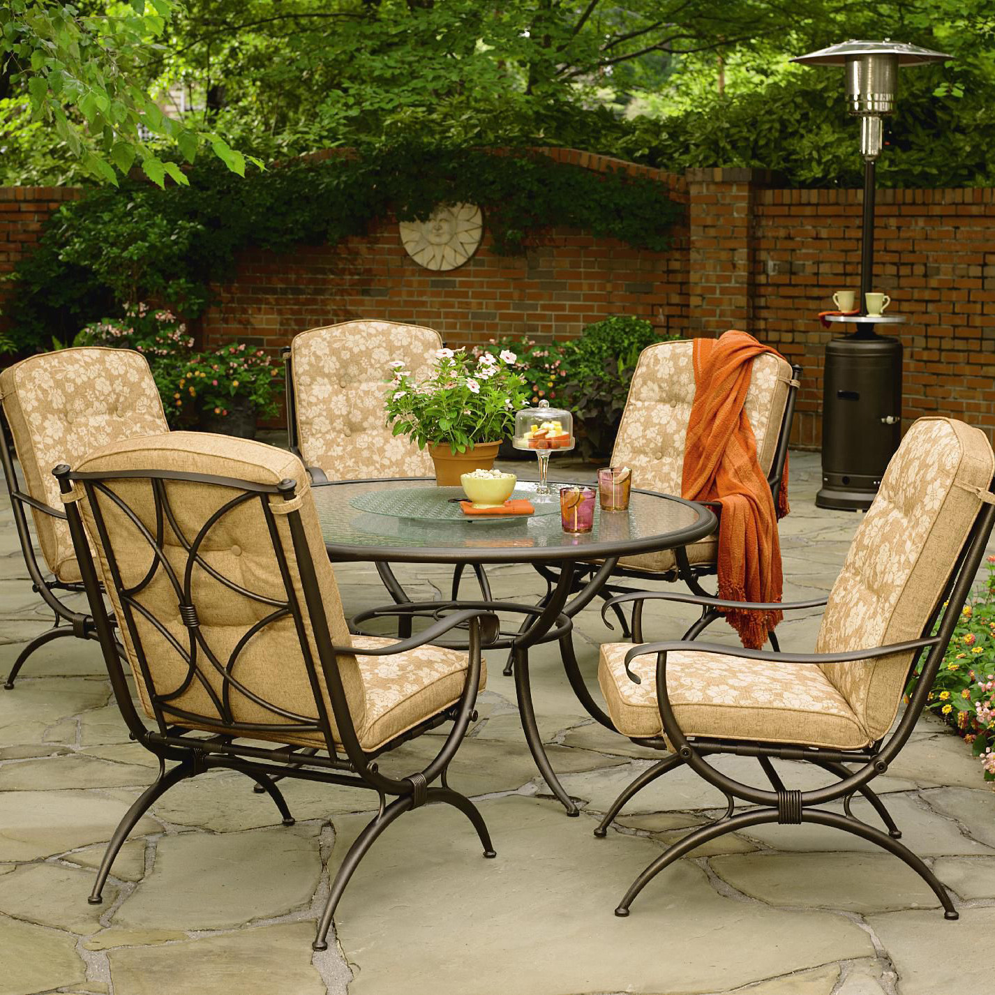 Jaclyn Smith Patio Furniture (View 3 of 10)