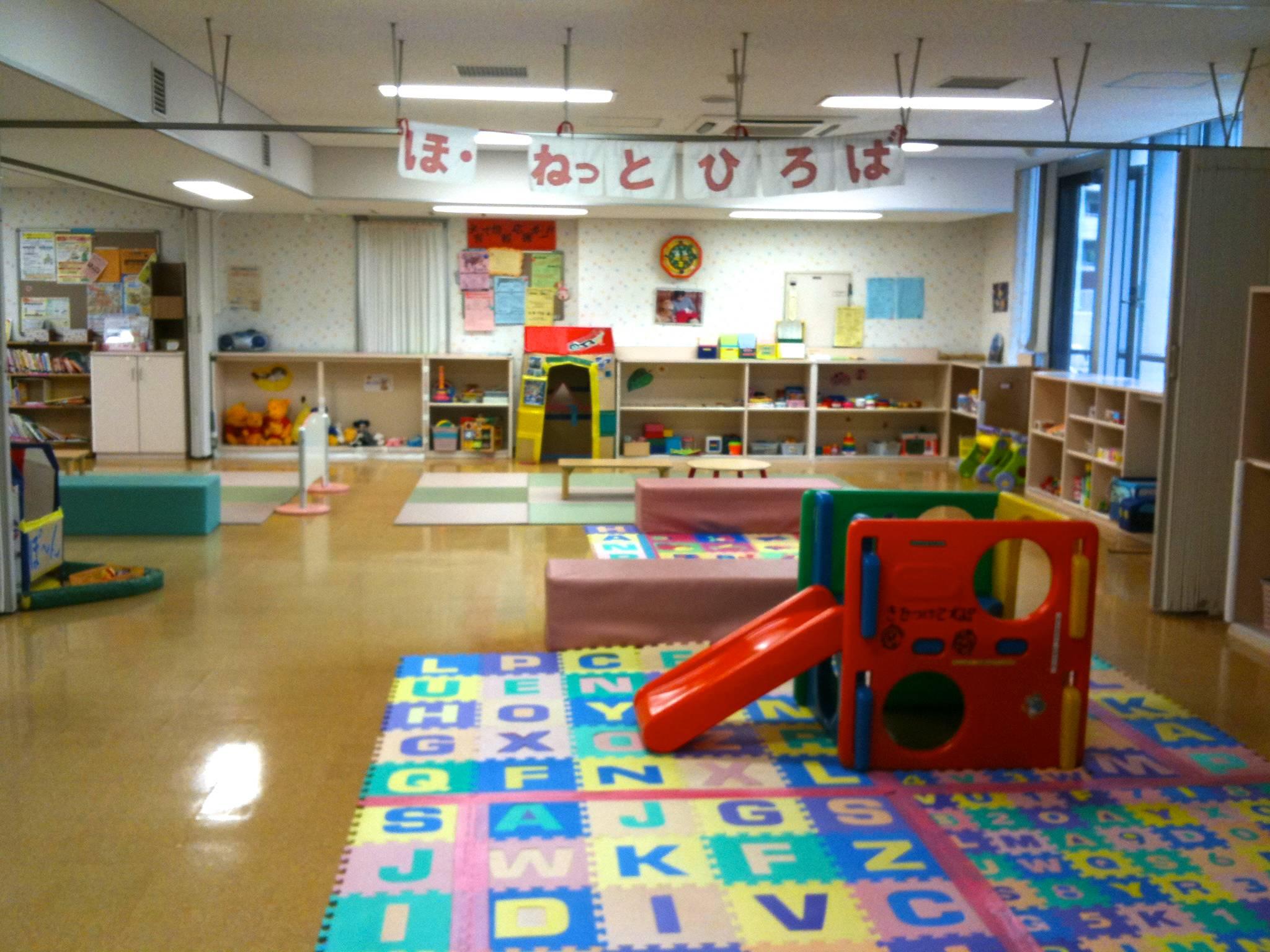 Japan Style Kids Playroom Designs