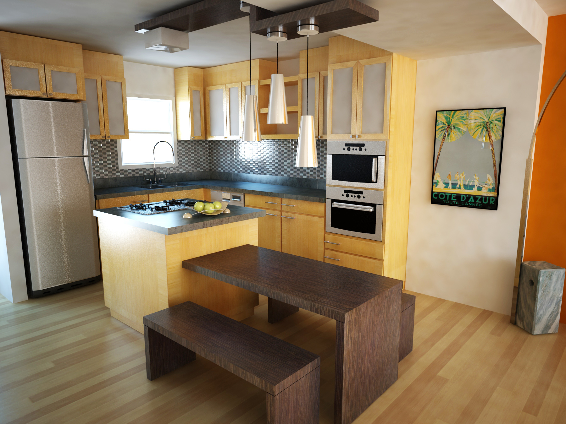 Featured Photo of The Tips On Decorating Kitchen Interiors