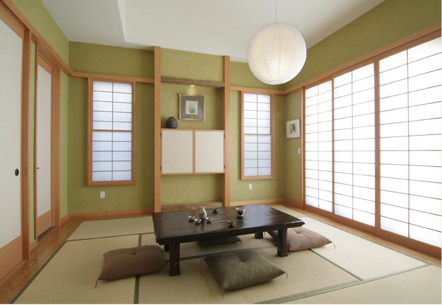 Japanese Stylist Minimalist Living Room Decorations (Image 6 of 10)