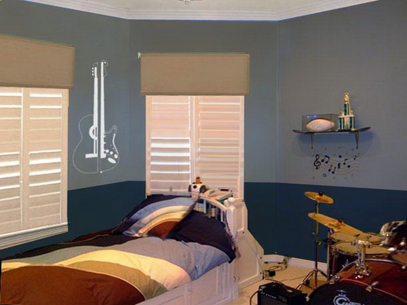 Kid Room Paint Ideas Boys