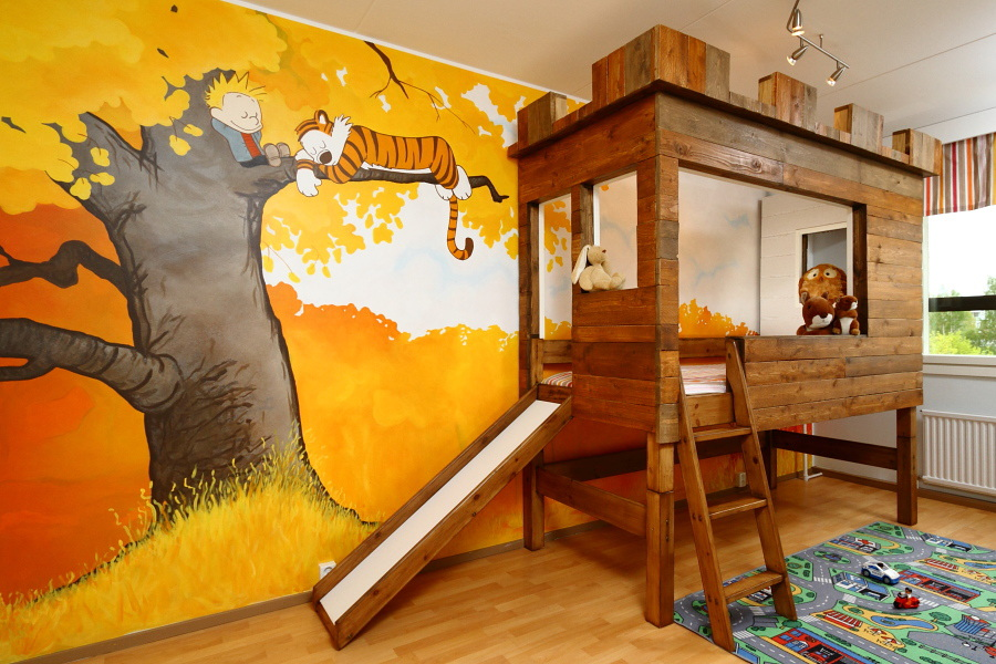Kids Bedroom And Playroom (Image 8 of 10)