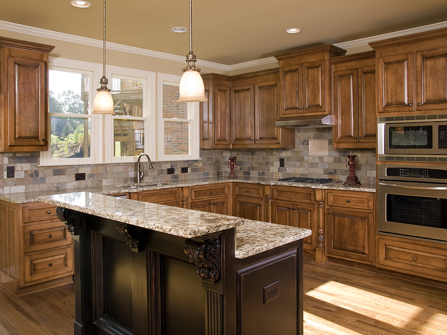 Kitchen Countertops Remodeling (Image 2 of 10)