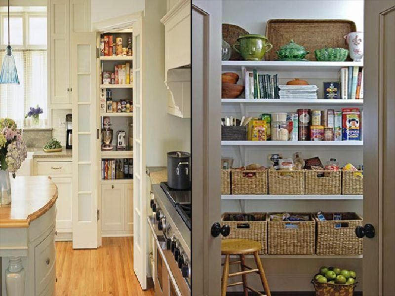 Kitchen Pantry Cabinet Ideas (View 3 of 10)