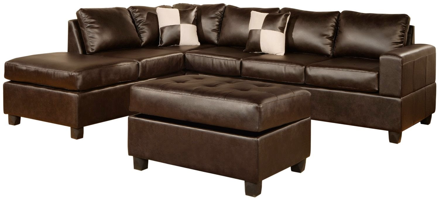 Leather Brown Sofa Bed Sheets (View 5 of 10)