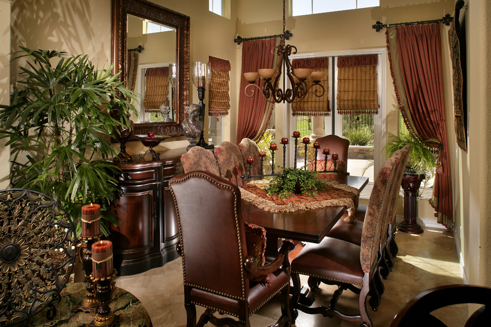 Living Room Old World Decor Ideas (Image 8 of 10)