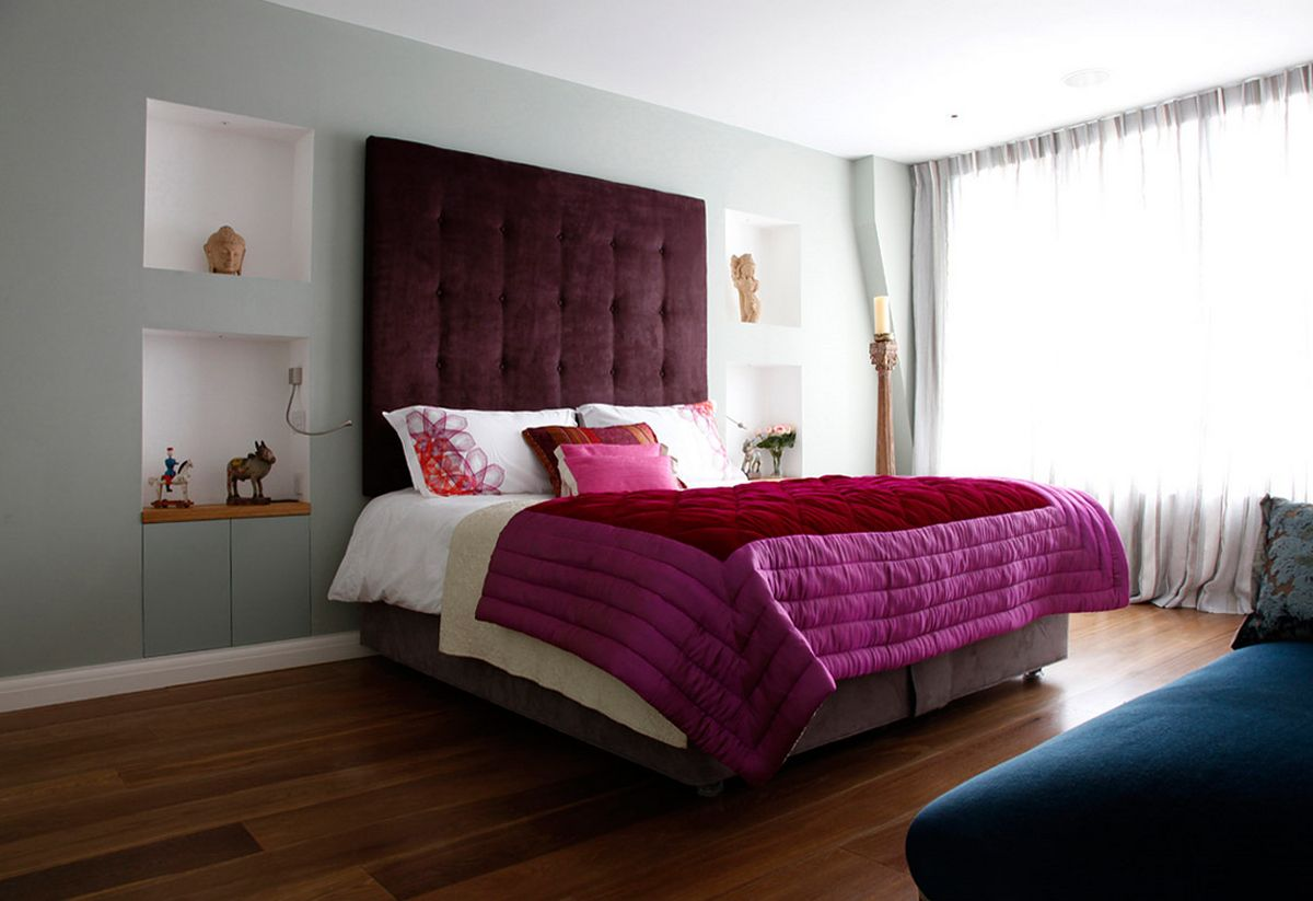 Lovely Small Bedroom Paint Ideas (Image 5 of 10)