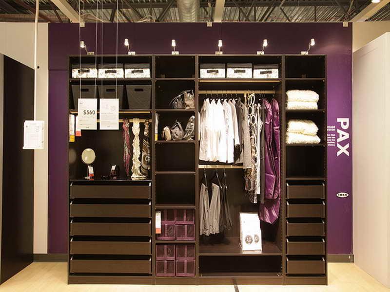 Luxurious IKEA Closet Design Ideas
