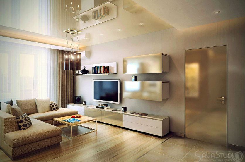 Luxurius Living Rooms With A Feminine Touch (View 5 of 10)