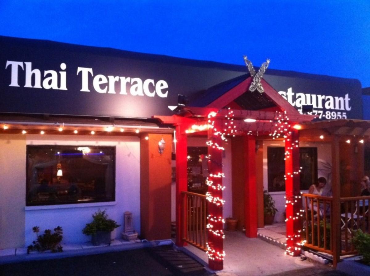 Luxurius Thai Terrace Design Of Thai Restaurant (View 6 of 10)