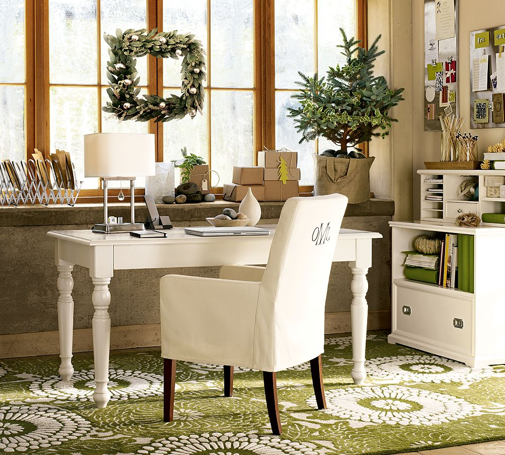 Luxury Clever Home Office Decor Ideas (Image 3 of 10)