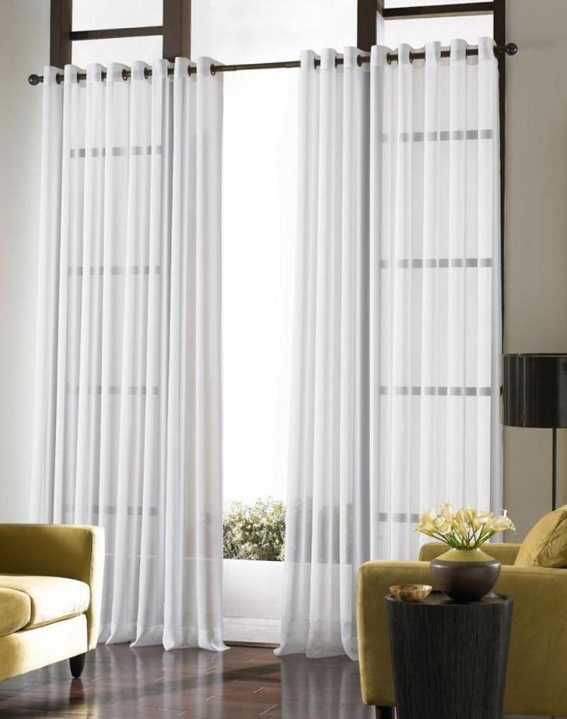 Luxury Elegant Architecture Large Living Room Window (Image 8 of 10)